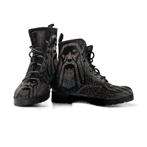 Odin Women's Leather Boots