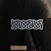 Image of Vikings Dragon Hairpins 01