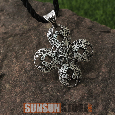 Viking Protection Symbol Necklace