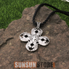 Image of Viking Protection Symbol Necklace