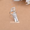 Image of Nail Rings For Women Silver 925 Jewelry