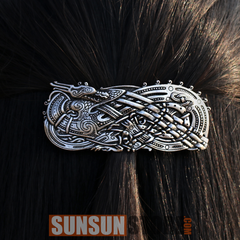 Vikings Dragon Hairpins