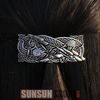 Image of Vikings Dragon Hairpins 02