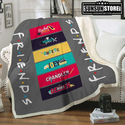 Friends Blanket