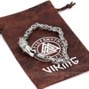 Image of Vking Odin Wolf Stainless Steel Bracelet