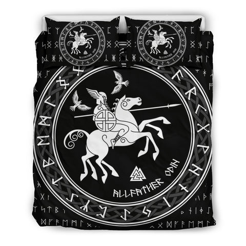All Father Odin Bedding Set