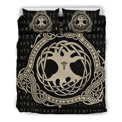 Viking Yggdrasil Bedding Set