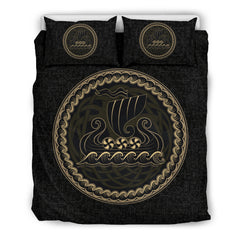 Viking Ship Bedding Set