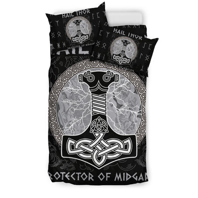 Hail Thor Protector of Midgard Bedding Set