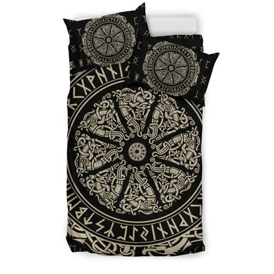Viking Symbol Bedding Set