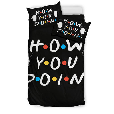 HOW YOU DOIN Bedding Set