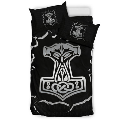 Thor Hammer Bedding Set