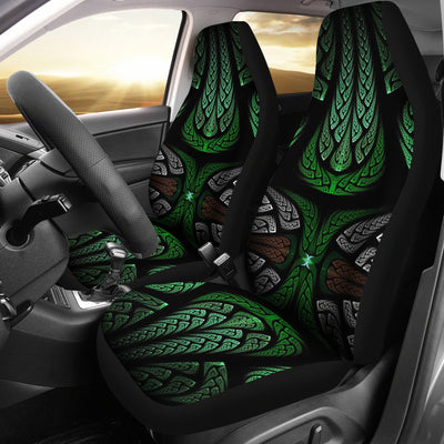 Viking Pattern Car Seat Covers
