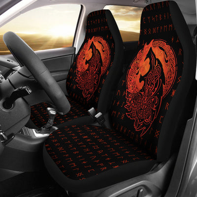 Fenrir Car Seat Covers