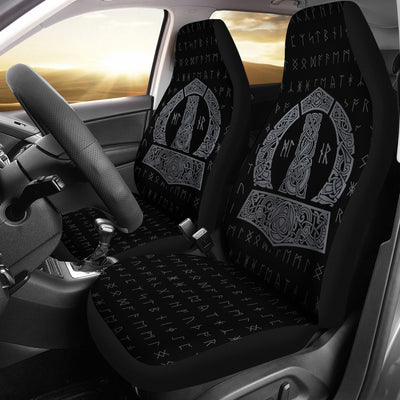 Mjolnir Car Seat Covers