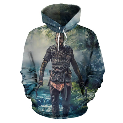 Floki Hoodie All Over Print