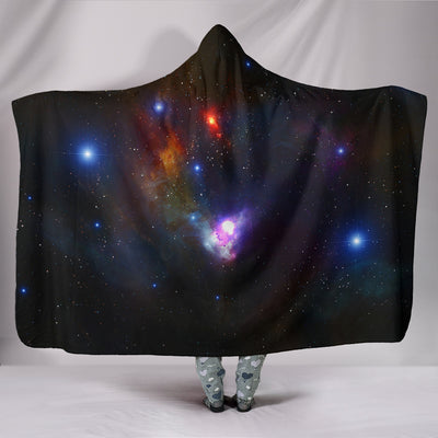 Eye Of Odin Hooded Blanket 4