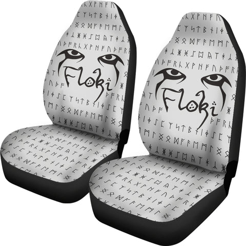 Viking Floki Car Seat Covers