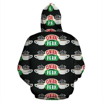 Central Perk Hoodie All Over Print