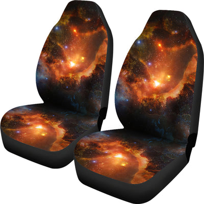 Viking Eye Of Odin Car Seat Covers