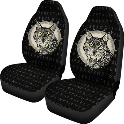 Mistress of Night Car Seat Covers
