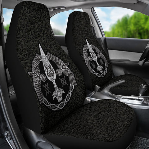 Viking Gungnir Car Seat Covers