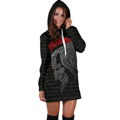 Loki's Children Hoodie Dress