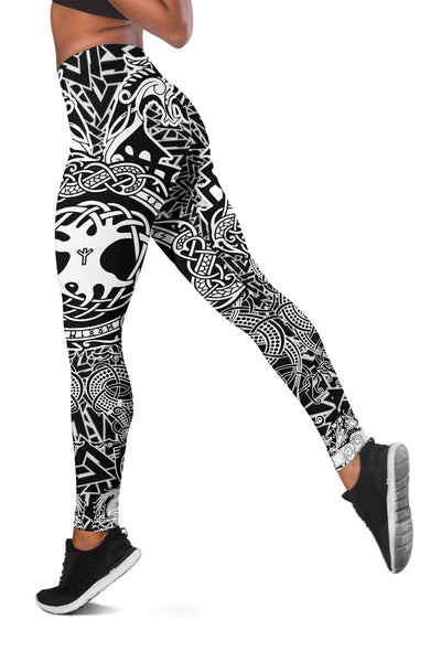 Viking Vegvisir Women's Leggings