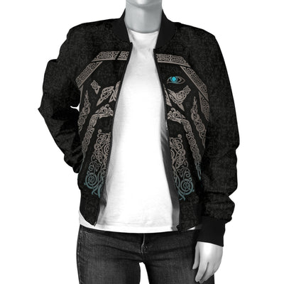 Odin Viking Women's Bomber Jacket