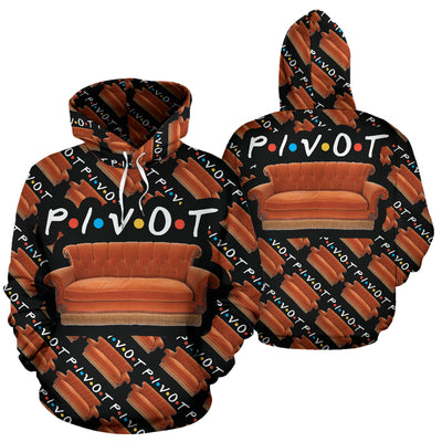 PIVOT Hoodie All Over Print