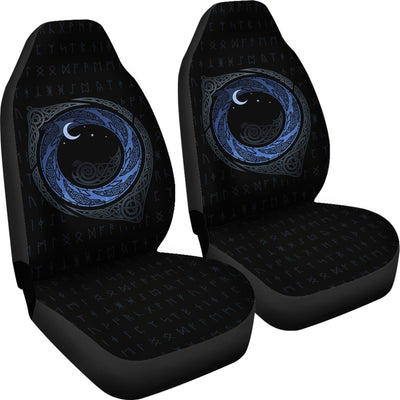Moonlight Roundelay Car Seat Covers