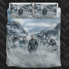 Vikings Bedding Set