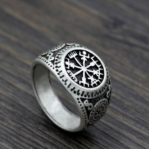 Viking Symbol Ring