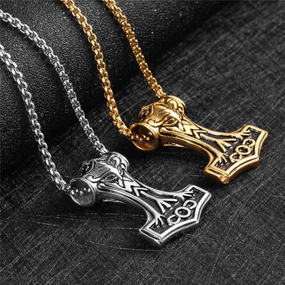 Viking Necklace for Men