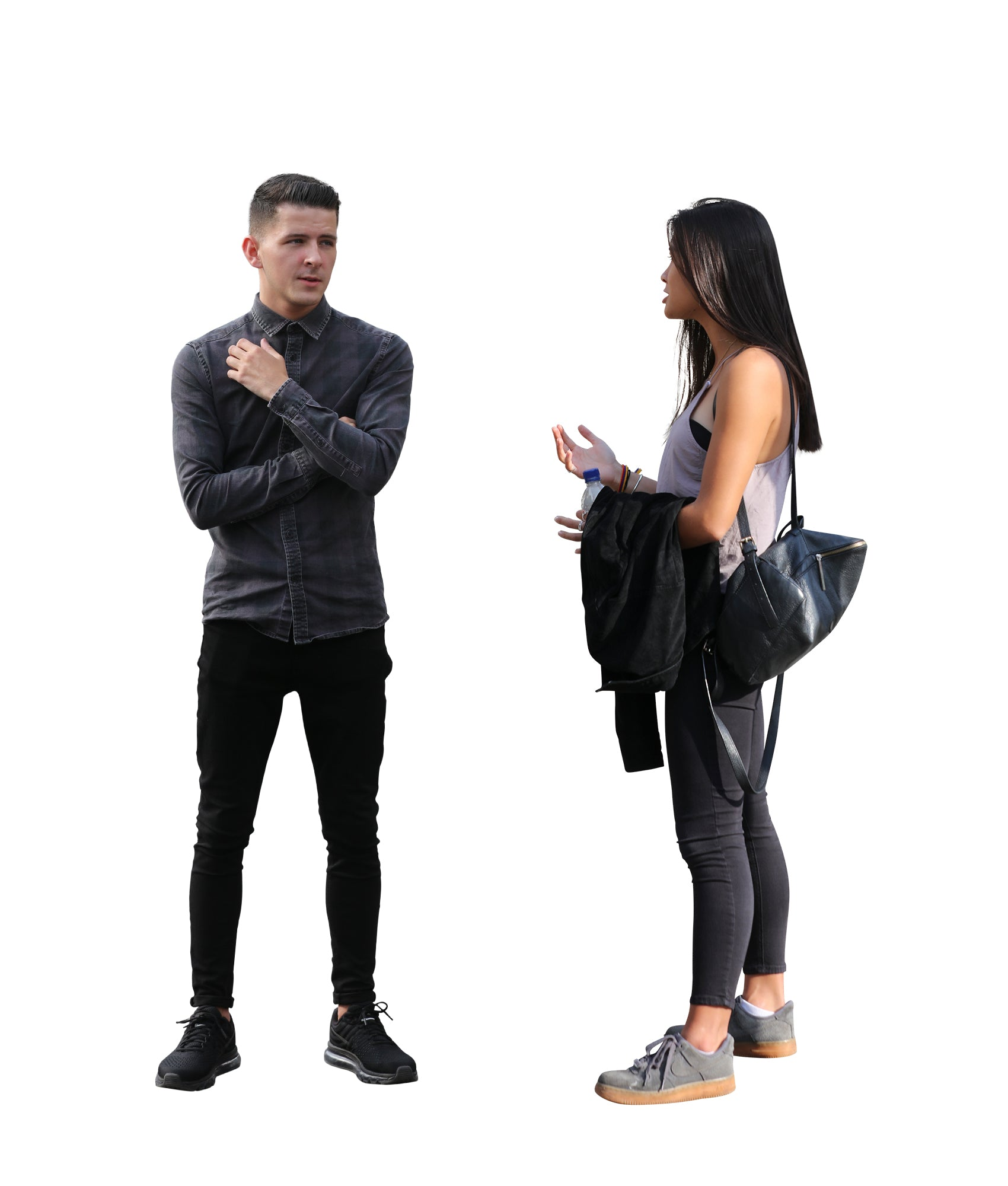Cutout People Special - 1000 cutouts