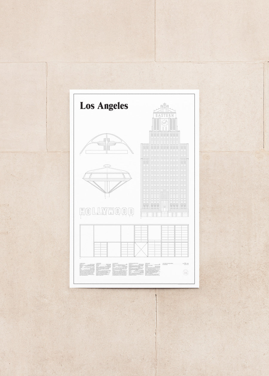 Los Angeles Elevations