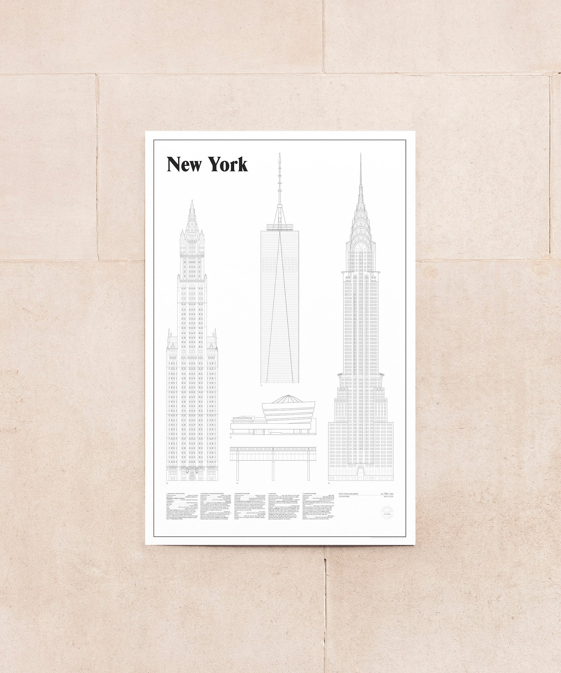 New York Elevations