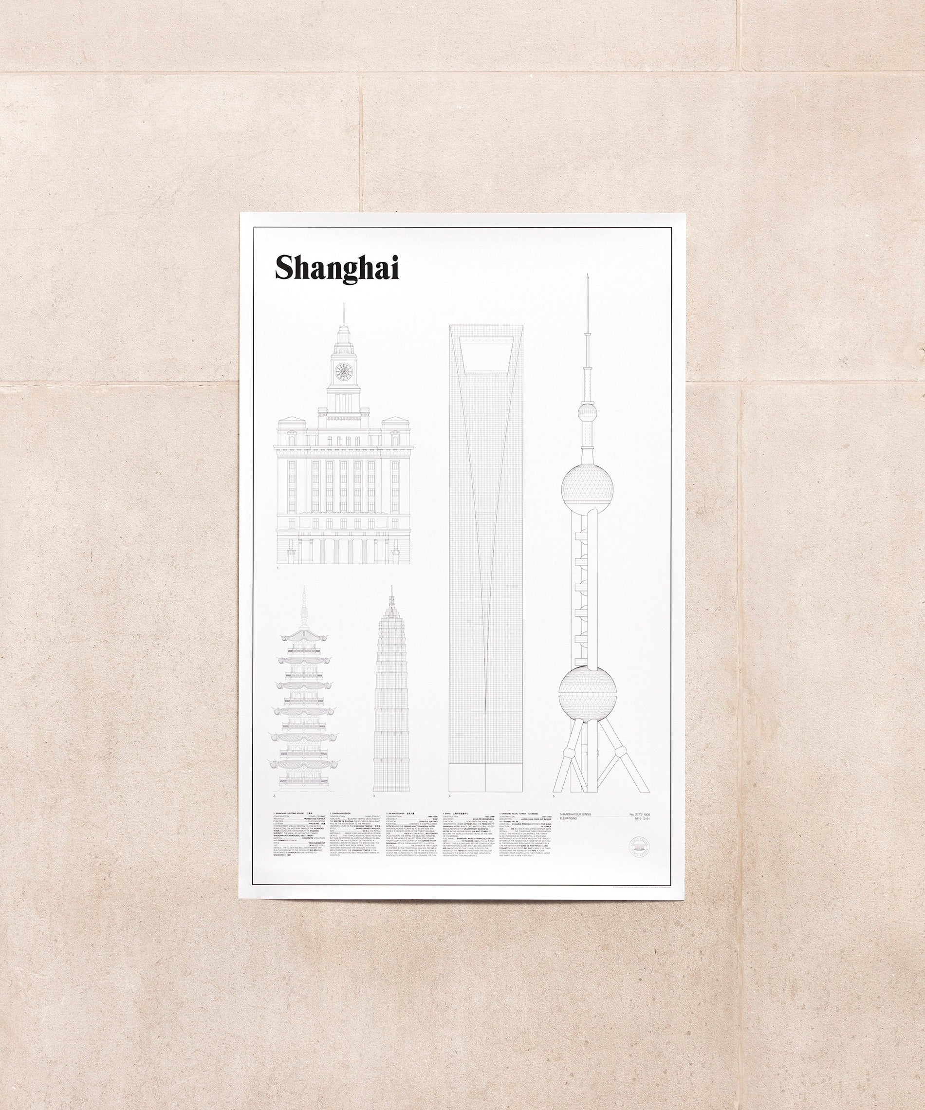 Shanghai Elevations