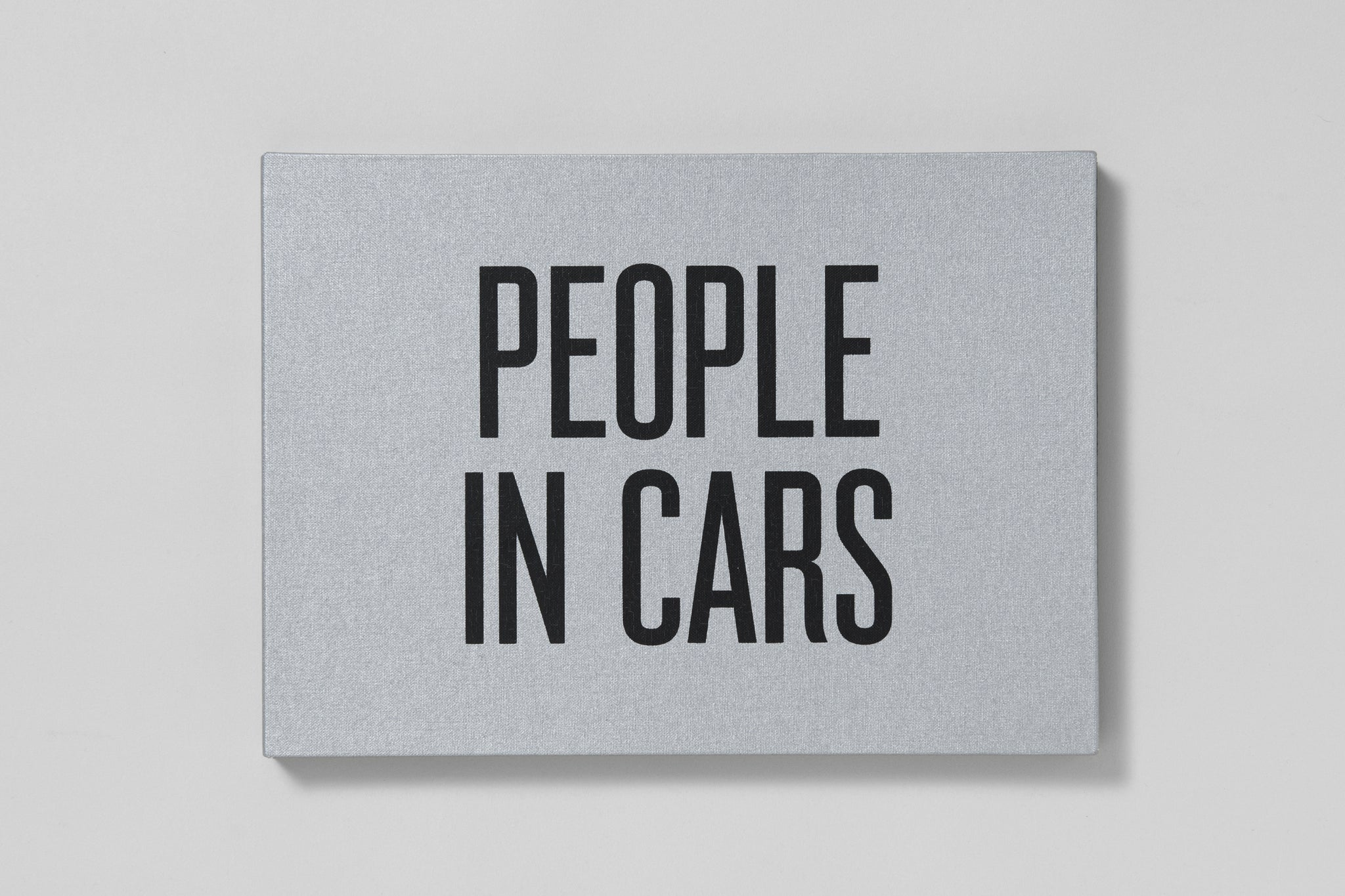 People in Cars Artist Edition