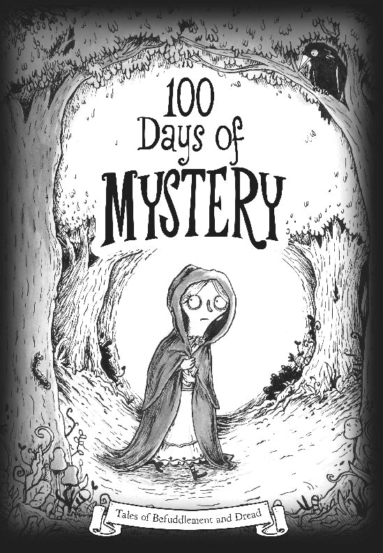 100 Days of Mystery Art Book