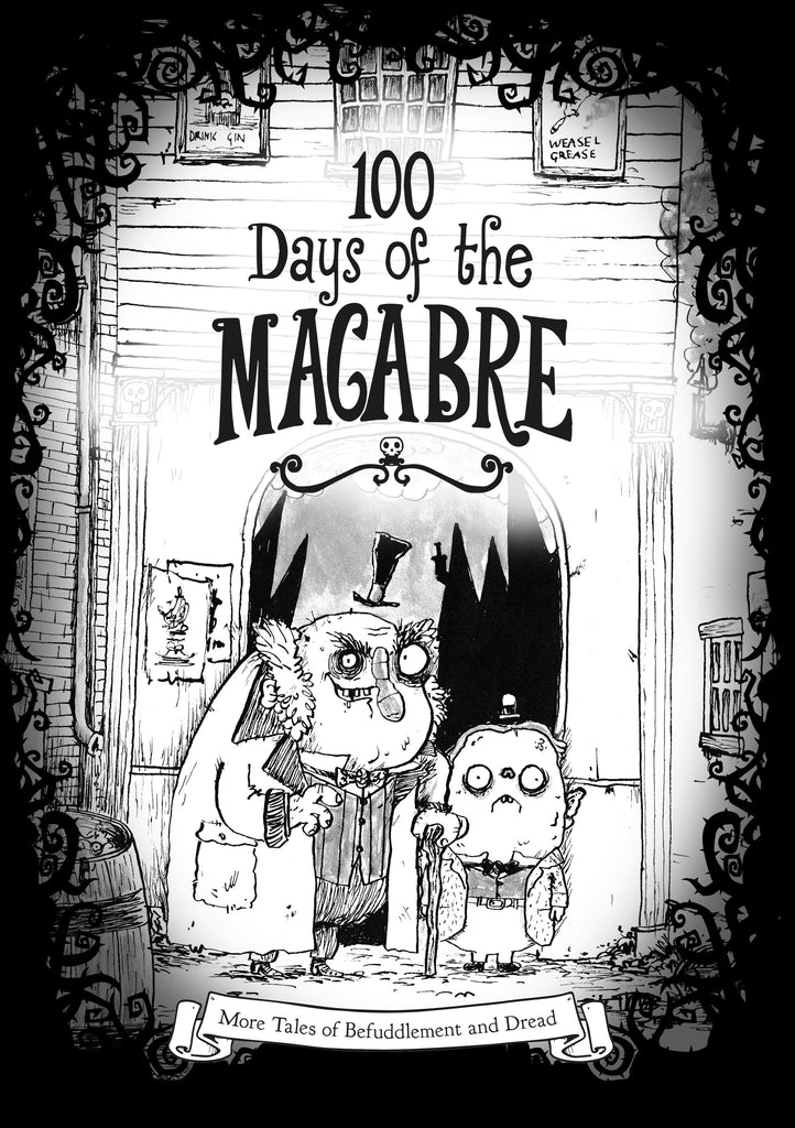 100 Days of the Macabre