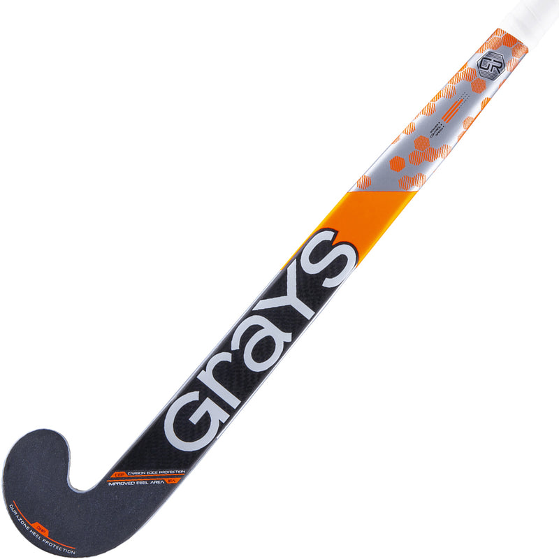 Grays GR6000 Dynabow 2020 Face Silver Orange
