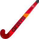 Grays GX2000 Dynabow Red Jr. 2020 Face Red