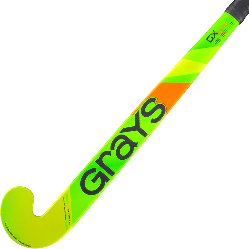 Grays GX1000 Ultrabow Fluo Green 2020 Face Green Yellow