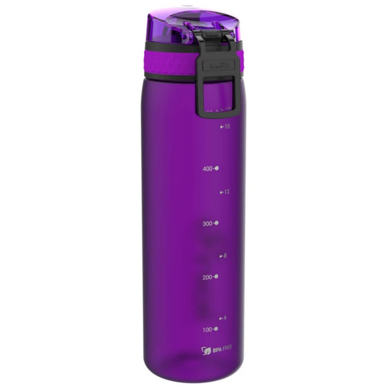 Slim 500ml Water Bottle