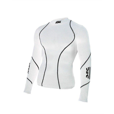 ATAK Compression Shirt White