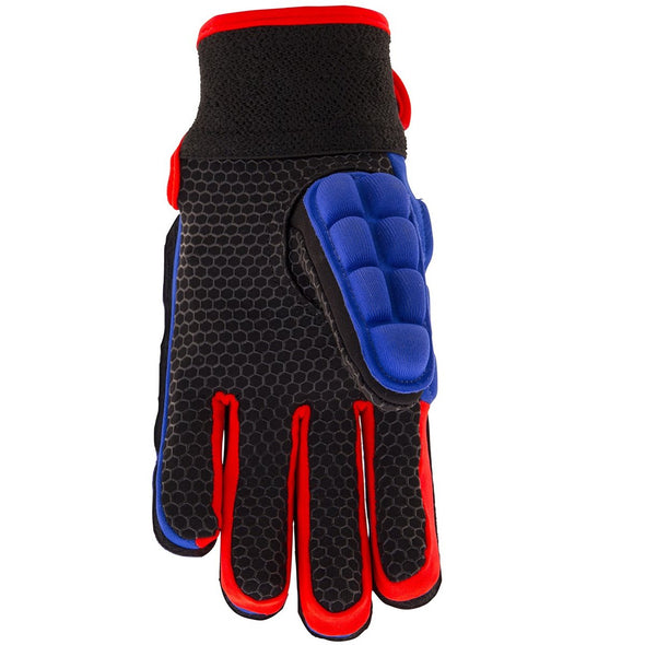 Grays International Pro Left Hand Glove Royal/Red