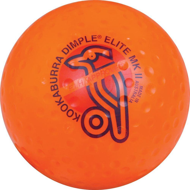 Kookaburra Kookaburra Dimple Elite Hockey Ball - Gilmour Sports