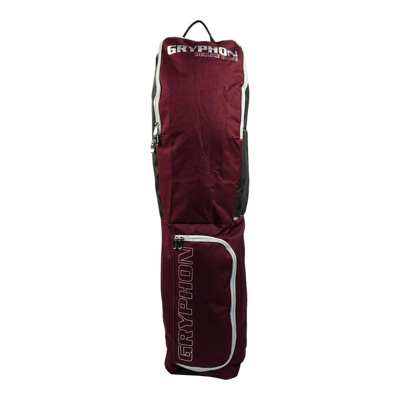 Gryphon Hockey Deluxe Dave 2020 Burgundy Front