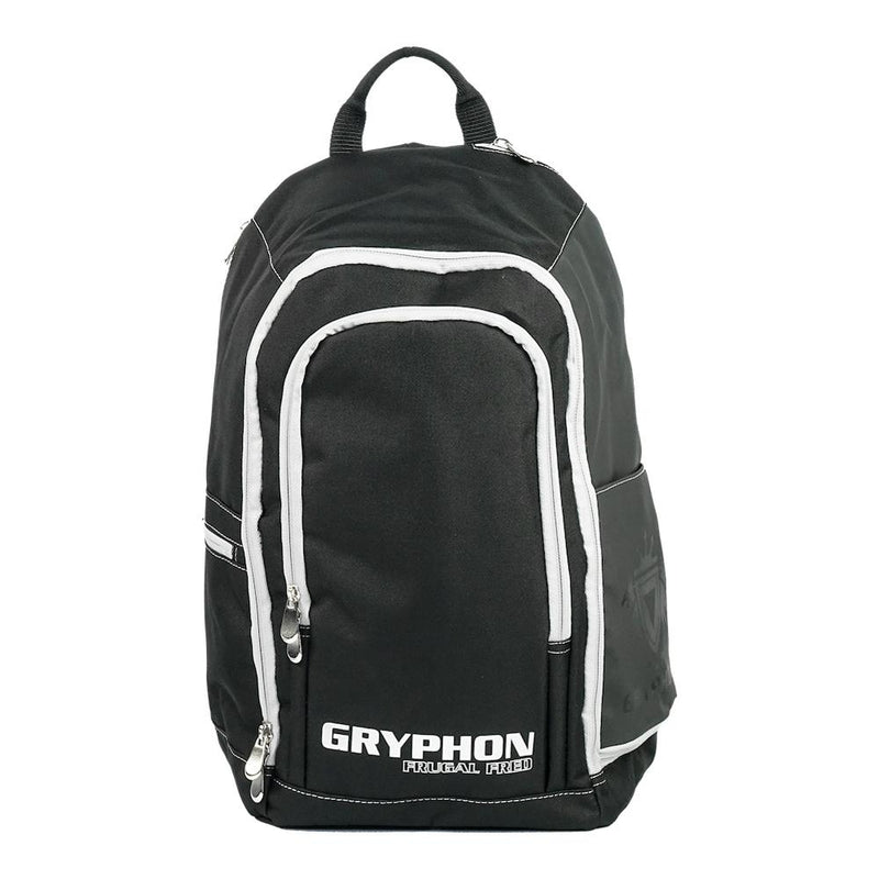 Gryphon Hockey Frugal Fred 2020 Black Front